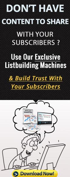 List Building Machines